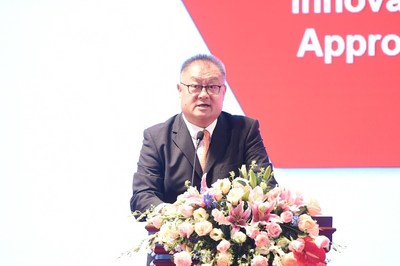 Chen Yongtao's remark focused on how Chinses organizations and individuals can gain new momentum.