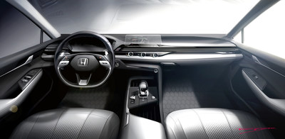 In a video released today, Honda showcases a new interior design philosophy that will shape the interior design of future Honda models. Johnathan Norman, Creative Lead for Honda Interior Design in the U.S., provides insight into the new philosophy behind the interior design direction.