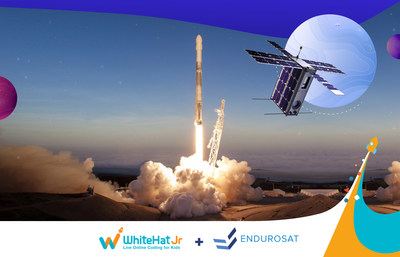 WhiteHat Jr Collaborates with Leading Space Company EnduroSat to Deliver Advanced Learning Opportunities to Student
