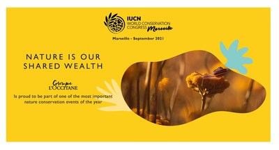 The L'OCCITANE Group will participate in the IUCN World Conservation Congress