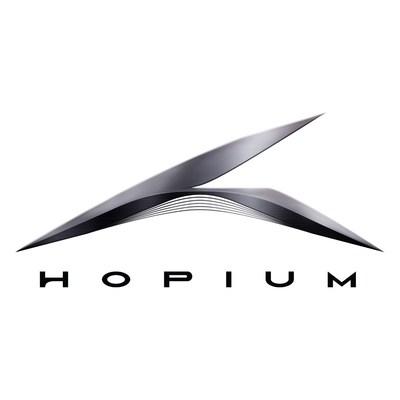Hopium Logo (PRNewsfoto/Hopium)