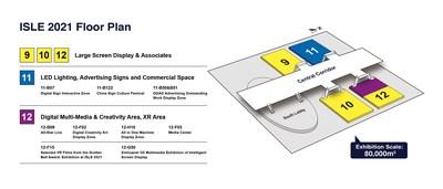 ISLE 2021 Floor Plan