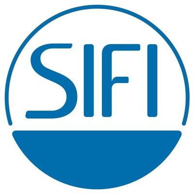 SIFI Logo (PRNewsfoto/SIFI S.p.A.)