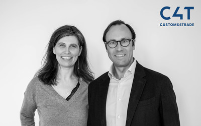 Pieter Haesaert and Ilse Vermeersch founded C4T in 2004.