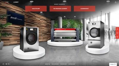 IPSO digital showroom
