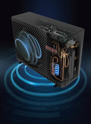 PHNIX New R290 GreenTherm Series Heat Pump