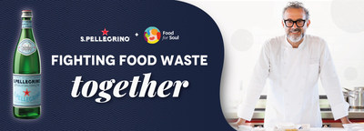 S.Pellegrino and Food For Soul: Together For A More Sustainable Future