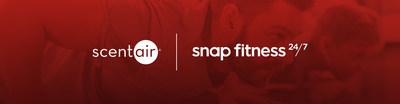 ¡ScentAir + Snap Fitness consolidan alianza global!